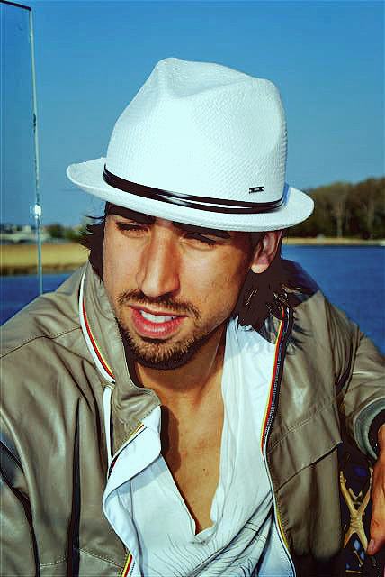This is Sami Khedira. Sami is yet another Muslim lover of the fedora.