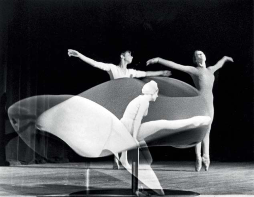 Maurice Béjart Ballet ,n.d. by Ica Vilander via MULTIPLE BOX