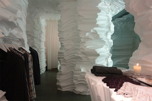 bunch:  Snarkitecture x Richard Chai