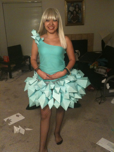 Little Monster Stephanie' Halloween Paparazzo costume!