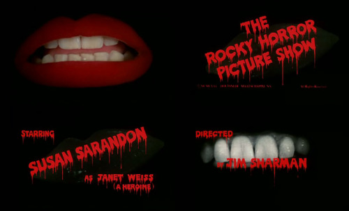 The Rocky Horror Picture Show (Jim Sharman - 1975)