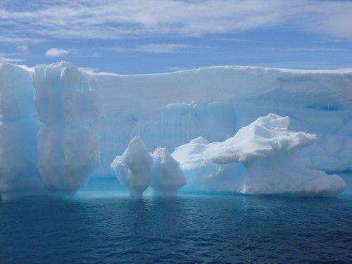 Antarctic Iceberg (by Bill Adler)