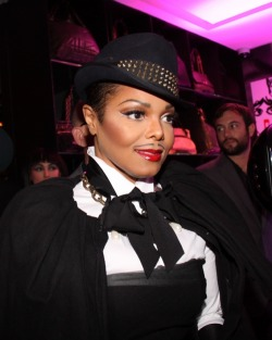 It's not just us…Janet Jackson looks creepy as hell, right?
