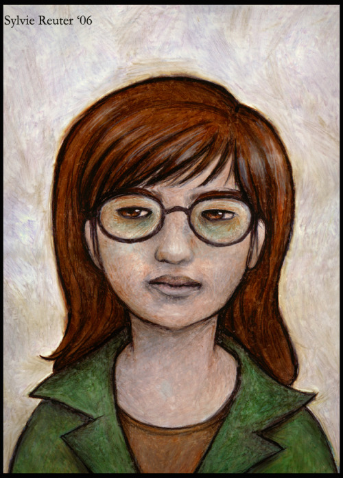 Daria Morgendorffer by ~Annalee (via lawndale-high)