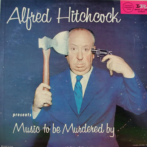 1958 alfred hitchcock music to be murdered byand original soundtrack to the 1960 original thriller circus of horrors.