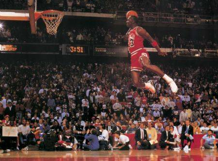 Air MJ Photograph