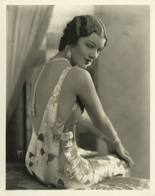 Myrna Loy * by Max Munn Autrey from AliceJapan