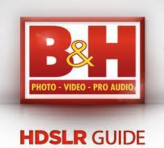 Just got done checking out the B&H Interactive HDSLR Guide! It's wonderful! Especially if you are new to DSLR's. Just checking out the intro you can read about the history of the DSLR Revolution and how it applies to photographers, indie filmmakers, cinematographers, documentary filmmakers, television, event videographers, and visual Fx artists. Moving on, we get to learn about the camera itself, then lenses, then filters, well you get the picture. =) Once we've moved past the gear/rig sections you can learn about remote operation, recording audio, post production and even get some technique and video basics tips! If you've already have a standing love affair with these cameras there isn't probably much new here, but if you've just started dabbling or are even thinking about it, this is a great starting place.  Kudos to B&H!  -DSLRGIRL