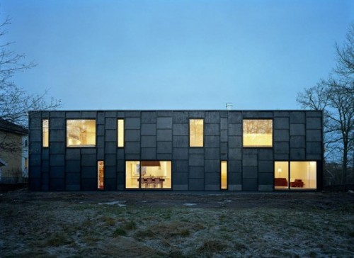 house K | Blue Ant Studio