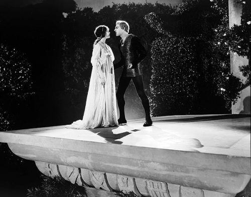 Dolores Costello and John Barrymore When A Man Loves - (1927)