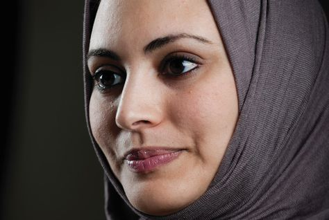 Saudi businesswoman, educator, and United Nations Development Program Goodwill Ambadassador Muna AbuSulayman is ready for her closeup.