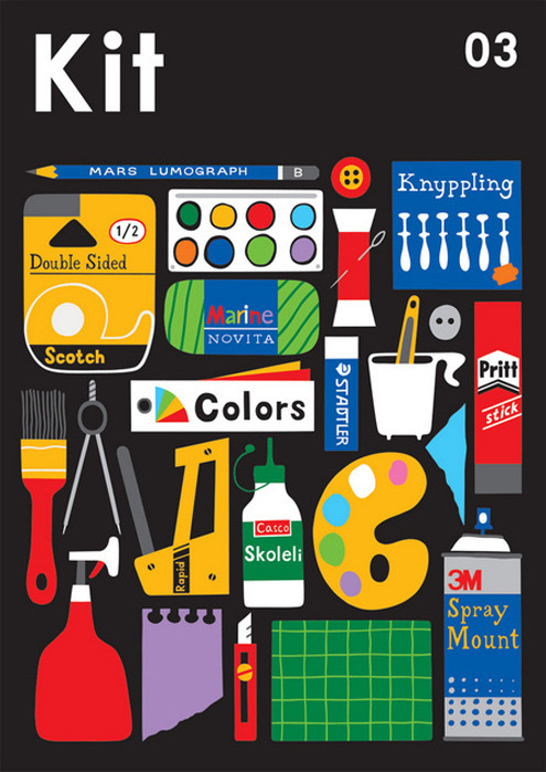 "love the illustration work here. this looks like 2/3 of my toolset used for schoolwork.  i need to obtain a ""colors"" book still."