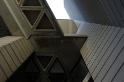 torontodesign:  University of Concrete  triangles guys :p