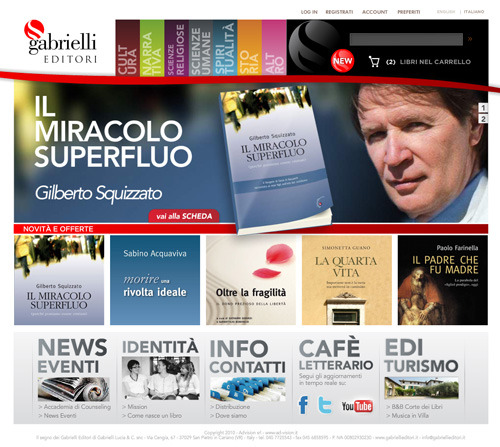 Gabrielli EditoriFull Flash E-commercewww.gabriellieditori.it