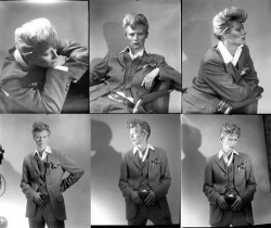 ohyou-prettythings:  raredeadly:  Tilda Swinton as 80s Bowie.  It's the hair.    Like, fuck. Come on, she's perfect.