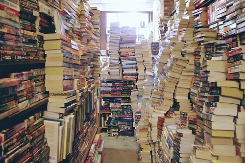 licentiouss:  I'd very much like this. It would be amazing to own a bookstore <3