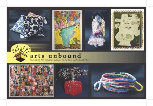 Arts Unbound Pop-Up Store: Celebrating The Gift of Art 147B Maplewood Ave - Maplewood, NJ 07040