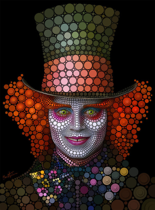 Mad Hatter - Johnny Depp