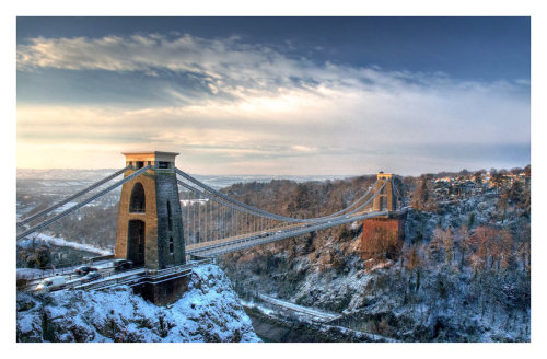 Clifton Suspension Bridge by ~northernmonkeyz