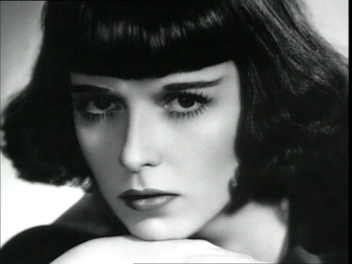 lucy-in-disguise:  Louise Brooks late 1930s (by Norman Phay)