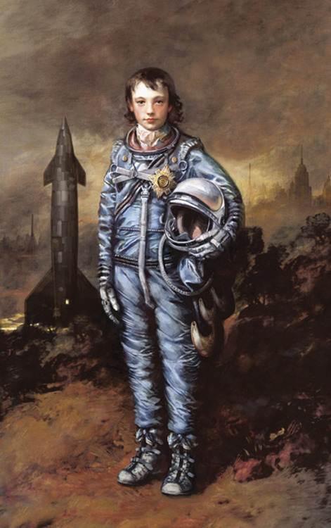 Space Suit of the Week (via nevver)