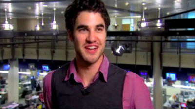 dothetimewarp-:  adorable Darren!