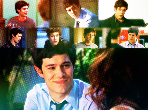 "sugarshooting:  Top 20 TV Characters / 6 / Seth Cohen | The O.C.  ""All right ottoman, work with me. You're sexy. Get nasty. Work with me, you ottoman. You little- That's it. You're a cougar. You're a panther, and you're in the woods."""