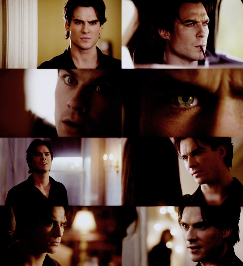 Damon Salvatore | TVD 2.08 Rose