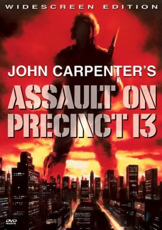 Assault on Precinct 13 - 1976 Bad ass and awesome. This is John Carpenter's first film and the beginning of his hot, hot streak. Watch this mash up of Night of the Living Dead and Rio Bravo late at night and turn it up loud. BONUS: That blonde child actress who is currently on Real Housewives of Beverly Hills has a small but unforgettable role.
