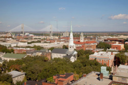 my (current) town… Savannah, GA