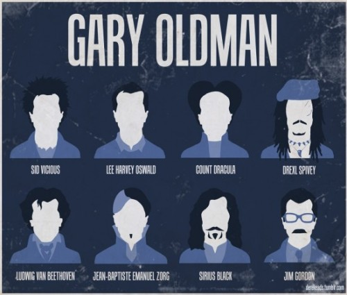 POTD: The Many Faces of Gary Oldman | /Film
