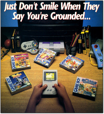 Awesome Gameboy Advertisement