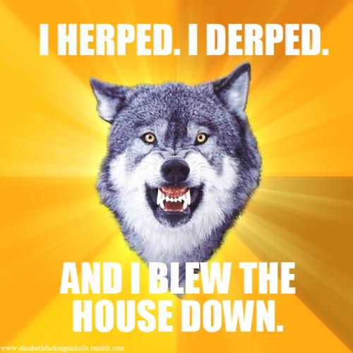 fuckyeahcouragewolf:  www.elisabethfuckingnicholls.tumblr.com