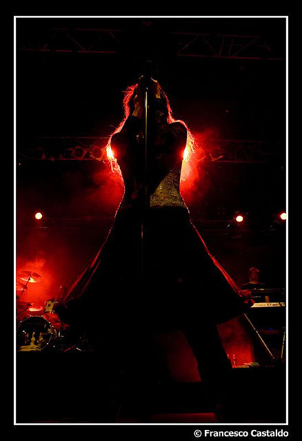 Sharon den Adel (by [devu]) Sharon from Within Temptatoin