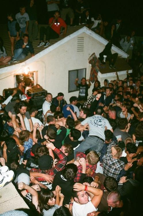 latinojesus:  disorganisedfun:  project x ?   nahh this was my party the other night we go hard
