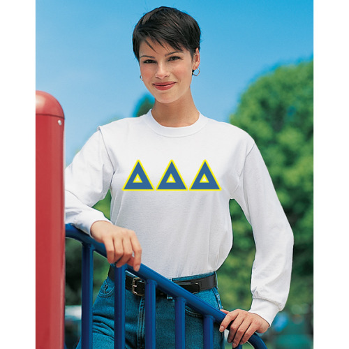 "thatssowitchhouse:  /// ▲▲▲ \ Delta Delta Delta is the official Sorority Witch House. All members sport the ""sacred tri-line signs"" on their clothing and mark the triangles on the outside of their witch houses. Dance parties at Delta Delta Delta are very spooky and almost always involve some form of blood sacrifice of a frat bro. /// ▲▲▲ \\  This is all true."