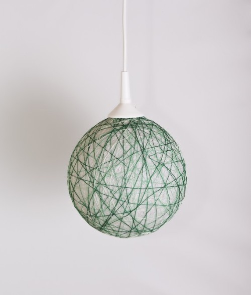 Handmade pendant light by FiligreeCreations