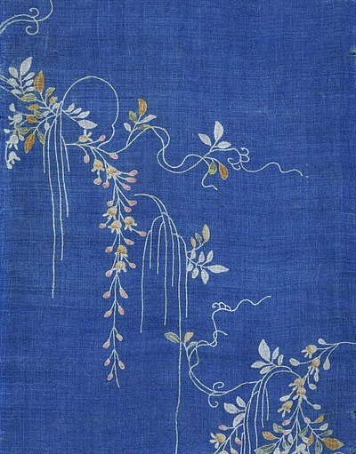 Unknown (Japan) Hemp fabric 1820-80