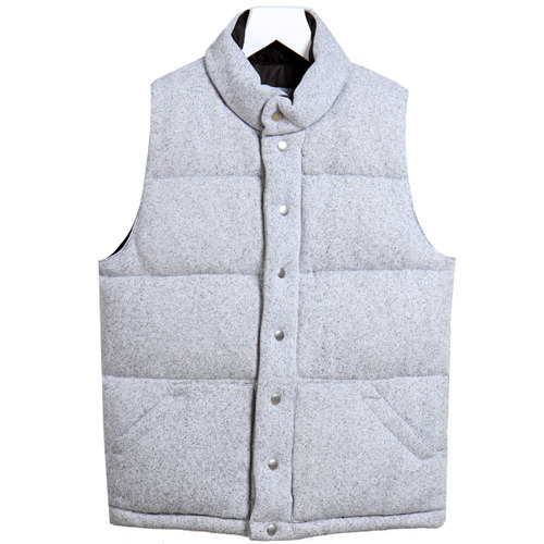 Wings And Horns x Tomorrowland Down Vest