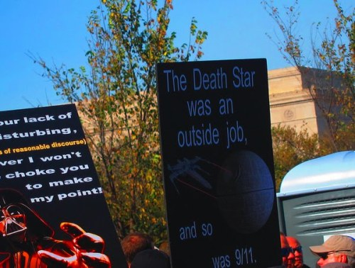 The Death Star was an outside job