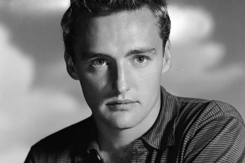 wheretroublesmelt:  Dennis Hopper was a handsome young lad. Beautiful eyes.