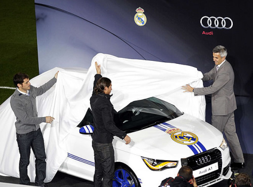 Real Madrid x Audi