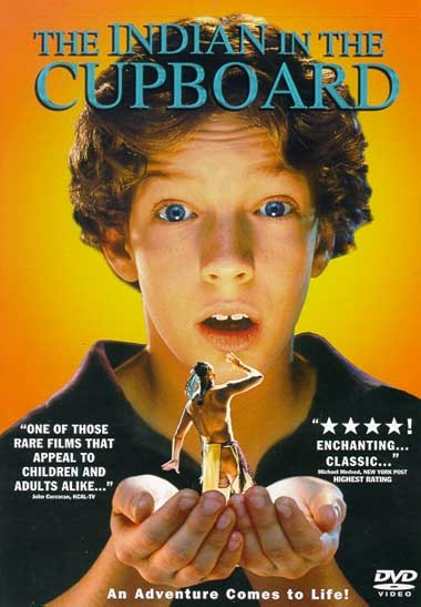 Indian In the Cupboard I watched this everyday for like a year…. 1995 (via keiftoast)