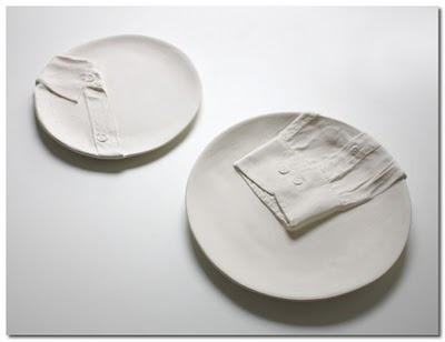 Dressed for Dinner - Marianne van Ooij via Designers block