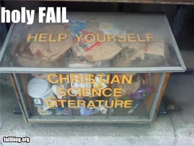 Christian Science Literature
