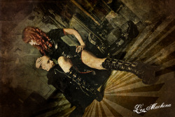 Models: Licentious & Industrial Girl