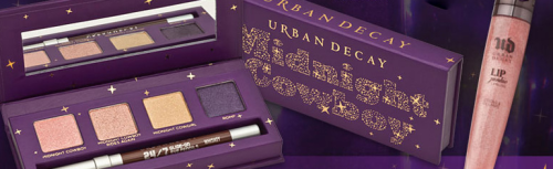 "Willa writes… News : New Urban Decay Cowboy Junkie Set now out! I always love the Urban decay eyeshadow sets and definitely had my eye on the NAKED palette… But I never got round to buying it, and don't think I will. But this eyeshadow set may stand a chance! Its got all of Urban decays famous ""Mid-night Cowboy/girl"" eyeshadows (Which are my favorites as they are all a nude champagne-y colour!). The eyeshadows it includes are :  Mid-night cowboy Mid-night cowboy rides again Mid-night cowgirl Romp (exclusive shade) It also includes a 24/7 glide on eye pencil in Whiskey and and Mid-night Cowboy Lipgloss! Hmm.. Will this be on my X-mas List?? I think so..! xx"