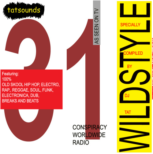 DOWNLOAD HERE Tracklist Wildstyle Show Friday 5th November 2010 Mudd – Adventures in Bricket Wood Eric B and Rakim – Move the Crowd De La Soul – Ring Ring Ring Alpha Pepper – With B Boy's Trio The PBC Crew Featuring Spyder D- The PBC is in the Place D.ST – Megamix II Sweet Trio – Non Stop The Alkaholiks- The Next Level King Tee and Mixmaster Spade – Ya Better Bring a Gun Forgotten UK Classic MC Duke and DJ Leader 1 – I'm Riffin' Warbox – Murderer Style! St Germain – Unknown Track The Wooden Glass Featuring Billy Wooten – In the Rain  Three the Hard Way  Attica Blues – 3ree Attica Blues – Contemplating Jazz Attica Blues – What do You Want? Wu Tang Clan – Shaolin Brew Dread Jams Selector – Last Tango in Dub 5iriv5 - Twistedub 9 Lazy 9 – Monk's Dream Blackstreet – No Diggity