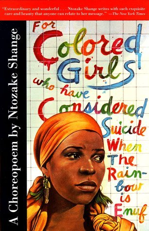"I'm so excited that I've finally watched For Colored Girls AND read the 1975 book by Ntozake Shange. I'm excited because I was WAITING for the opportunity to refute the MANY anti-Tyler Perry movie reviews that have surfaced. Call me confrontational. Below is a review I found at http://www.neontommy.com/news/2010/11/colored-girls-messy-miserable-melodrama that I feel is pretty representative of most opinions about the choreopoem-turned-movie. I've included by comments in bold alongside the comments of the original author, Thembi Ford. —SPOILER ALERT—Don't read this if you haven't already seen the movie guys! For Colored Girls: A Messy, Miserable Melodrama     Did Tyler Perry, the man I consider ""the King of Coonery,"" completely destroy the play that so many black girls carried dog-eared copies of in our high school and college backpacks? Not really, and there isn't a drop of coonery in ""For Colored Girls."" I completely agree. Definitely not an ignorant or ratchet movie. What Tyler Perry did do in writing and directing his own version of Ntozake Shange's 1975 classic ""For Colored Girls Who Have Considered Suicide When The Rainbow Is Enuf"" is best described as a gentle butchering: he leaves the skeleton intact but replaces the heart of the original with a heavy dose of ""no good black man"" melodrama and some film-making gymnastics. Make a note of this paragraph… Shange's original choreopoem features an intentionally stripped down aesthetic and a cast of seven women each represented by a different color. Through poetry and dance, the classic play voices the challenges and joys of black womanhood by addressing issues such as race, rape, abortion, falling in love, and learning to accept yourself, brown skin and all. Do not these issues relate to men? Rape occurs when a woman is attacked by a man. Abortions occur after women have sex with men. Women fall in love with men (typically). And I don't think it's a stretch to say that women's issues relating to self-acceptance and skin tones also relate to interactions with men. Think of how many men frequently rate womens' attractiveness according to how light or dark she is. The poems in this book are presented with little context. Tyler Perry—or any director's—charge when turning this into a movie was to assemble these poems into a narrative that a movie audience can follow. Stage plays have less of a responsibility to do that. It's easy in a stage play to have a narrator fill the audience in on details. In fact in the latest versions of Shange's book, the stage directions and narration scripts are published. Most movies are made without narration. It is entirely the job of the dialogue, the sets, and the actors to let the audience know what's going on. Therefore the need to have a simpler, more direct storyline is essential—particularly in this case where 7 relatively disparate characters must all be woven together. Perry's interpretation replaces the anonymous women with a cast of characters whose experiences are occasionally expressed through Shange's poetry but are primarily presented via a heavy-handed storyline that makes ""For Colored Girls"" more of a two-hour long soap opera than a work of art. Most of the events come straight from Shange's work, but Perry updates the story with a male supporting cast, some moralizing about HIV and religion, and of course, a brother on ""the down-low."" Yes, fans of the original, you officially have permission to roll your eyes. That sounds like a diverse array of issues to me. And let's not forget that Tyler Perry wrote in the character played by Hill Harper in order to give a positive black male figure. The film begins with one of my favorite poems, ""sing a black girl's song/bring her out/to know yourself/to know you/but sing her rhythms/carin/struggle/hard times/sing her song of life…"" Before long I realized which notes this film erases from our song: the blissful ones. There is no Toussaint. There is no hopscotch. The joys of a first sexual experience as told by Shange's poem ""graduation nite,"" are reduced to a first act aside. Toussaint is told by Phylicia Rashad while she's holding the two children in her lap. The ""graduation nite"" is most certainly not a first act aside! Nearly the entire poem was kept in tact and I definitely remember it as a major point in the movie. And when Lady in Purple was speaking it was full of bliss and happiness. This comment by Ford is just WAY off! Perry's version of a black girl song is more funeral march than praise dance. Instead of a well-rounded and inclusive interpretation of Shange's work, Perry deftly manages to suck out most of the joy and hope that made the original so vibrant and true. His is a hat trick that almost impresses as much as it insults. After reading Shange's original work I am hard pressed to believe that it was SO full of all this joy and hope. The graduation nite poem was joyful in the book and is joyful in the movie. Additionally, all of the poems by Lady in Yellow that detailed her love on dance and music were joyfully retold her in the movie. She smiles in a restaurant and while walking down the street 3 different times joyously relaying Shange's poetry. Other than those…which poems were the joyful ones? ""Abortion cyle #1""? ""No More Love Poems""? There were 4 of those. What about 'sorry' or 'no assistance' or 'i used to live in the world' or 'latent rapists'' or 'pyramid' or 'somebody almost walked off wid all my stuff'? I would argue that 'somebody almost walked off wid all my stuff' is more joyful in the movie than the play! Lady in Green laughs and smiles as she speaks to a group of women about a man leaving her again. I believe that Ford in her review is vastly overstating the positivity and joy of Shange's original work. As expected, Shange's eloquent poems about love, loss, and self-reliance are the best part of ""For Colored Girls,"" but their integration into the storyline is jarring and even silly at times. Imagine your standard musical but insert poetry instead of songs and there you have Perry's solution for turning the choreopoem into a dramatic film. I believe that it terms of the script, the poems were well integrated. The movie script wasn't vastly different from the language and tone of the poems. Theater adapted to film is always a tall order, but it's hard to take a monologue seriously when an actress abruptly adjusts her countenance and, with a quivering lip, delivers a monologue in out-of-place language over a dramatic instrumental that ramps up for the poem's duration and then abruptly disappears to make way for everyday scripted dialogue. A handful of these are well done, but it's too easy to groan when a character suddenly catches the ""Shange Holy Ghost."" I will agree with this. Although the script flowed well, sometimes it was as though the character when from indifferent to emotional and back to indifferent again in terms of feeling when delivering the poem. This patchwork approach does a disservice to Shange's words, which are still magical and remarkably descriptive today, even at over thirty years old. Perhaps, with some adjustment, Perry has created a new art form, but probably not. Fortunately, the cast makes ""For Colored Girls"" watchable even when the film-making is bumpy. Kimberly Elise, Phylicia Rashad, and Anika Noni Rose all put forth excellent performances and every single woman in the cast acts her behind off – even problematically so in the case of Janet Jackson, who caricaturizes the cold career-woman in a way that made me wonder what ever did happen to Penny after she got over her mother's abuse and moved out of the projects. How can you say that the actresses deliver amazing performances yet say that the characters were not believeable/were too heavy handed? In spite of the gratuitous tear-jerking story line (promotional tissue packets were even handed out at the screening I attended), ""For Colored Girls"" is easily the best Tyler Perry film I've watched, with strong attention to visuals and some powerful scenes. But how did a play about black female identity and empowerment turn into a movie about how hard it is to rise above all of the nonsense that men put us through? Why are these 2 ideas mutually exclusive? It seems to me that Ford just restates the same thing here. Black females can gain stronger identities and greater empowerment BY rising above mens' nonsense! ""For Colored Girls"" leaves black women battered and communing with God and each other exclusively after we've travelled the rough road that some scoundrel brother has laid out for us. I believe every woman in this film emerged victorious, not battered. Totally wrong. Lady in Brown learns to accept responsibility for the fate of her children and survives a suicide attempt, Lady in Red leaves her selfish husband and learns—through Lady in Green—that she can still live a full life despite HIV. Lady in Green gets the courage to leave behind a man who was dragging her down, while at the same time uplifting women through her non profit organization. Lady in Orange leaves behind her promiscuous ways, Lady in Purple lives through a dangerous abortion and goes on to college, Lady in Yellow gets to see her rapist get his just dessert and maintains her love of music, and Lady in Blue becomes stronger after witnessing all of the victories.  Meanwhile, the original passages illustrating the beautiful bits of black-girl-ness are omitted, humorized, or broken apart and scattered into barely recognizable pieces throughout the film. Why is this necessarily a bad thing? Again, we cannot forget that a movie cannot be a DIRECT adaptation of a book or play. Some things that are too long must be shorted, things are too serious must have a dose of humor, and things that are repetitive can be left out. None of the omission, humor, or scattering changed the feeling of the original poems. Of those included, the final poem ""laying on of hands,"" is too little, too late, and too cinematically similar to the final scenes of ""Waiting To Exhale"" to work well in ""For Colored Girls."" Not only does Perry's tendency to deal in miserable stereotypes take charge in the adaptation, the women of ""For Colored Girls"" are an even worse lot, each of them victims of their own poor decision-making in the pursuit of male love. Again, as I stated earlier, problems with falling in love, or rape, or abortion—must be related to men! His reputation for black male bashing through stereotypes will likely take the blame for the cavalcade of one-dimensional no-good Negroes in the film – abuser, rapist, cheater, liar, murderer – but most of these characters also existed in the original without ever appearing on-stage. Conveniently leaving out Hill Harper's redeeming character. The difference between the two is that Shange's women were propped up by joy, while Perry's are driven by their need to escape sorrow. Perry largely glosses over the persistent issues of race, sisterhood, and how plain old happy we are to be Colored Girls in the first place. Glosses over sisterhood? The last scene is defined by sisterly love, and throughout the movie, each of the Ladies helps each other in a sisterly way, despite whether or not they already knew each other. That happiness, not the evil that men do, is what made ""For Colored Girls Who Have Considered Suicide When The Rainbow Is Enuf"" a groundbreaking collection of poetry and the voice of black female identity for generations of women. In that sense, the film accomplishes the very opposite of what admirers of the original work find so powerful. Thanks to Perry's interpretation, we are again being told – this time in a twisted version of our own words – what defines us. I believe is Ford is being really melodramatic here. Whether the issue is caused by men, or parents, or friends, or coworkers…the issues exist nonetheless. Tyler Perry chooses an easily identifiable topic—man problems—as a vehicle to explain and weave together the stories told through Shange's poems. What matters is that Perry maintains the integrity of each story, and that each woman emerges victorious."