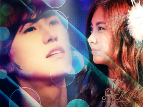 Kyuhyun to the RESCUE! - haesica romance seokyu supergeneration taeteuk - chapter image